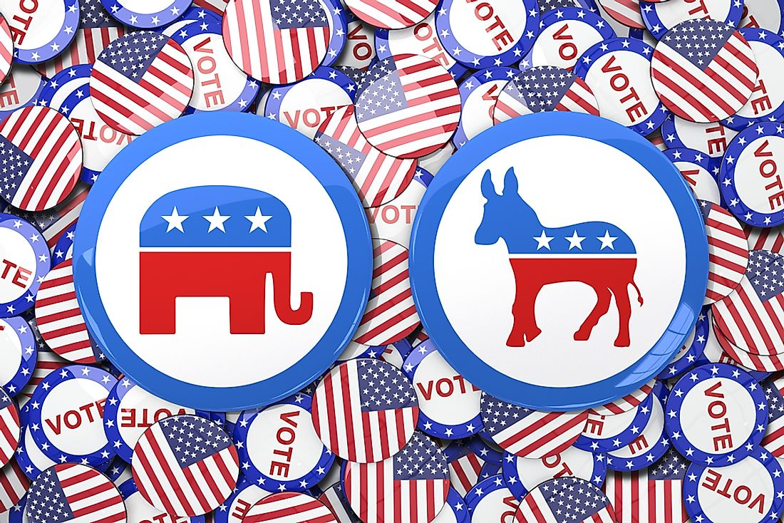 Symbols for red states (left) and blue states (right).