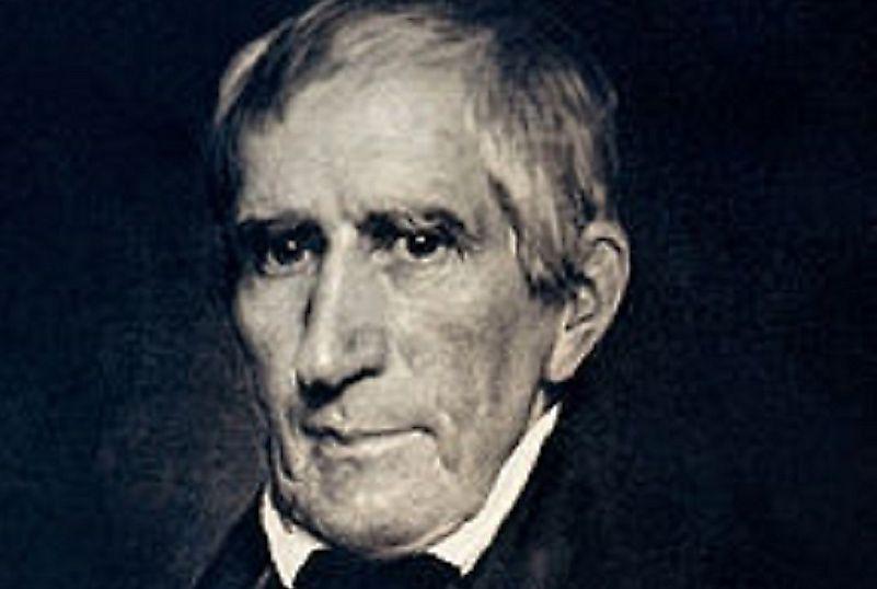 #5 William Henry Harrison