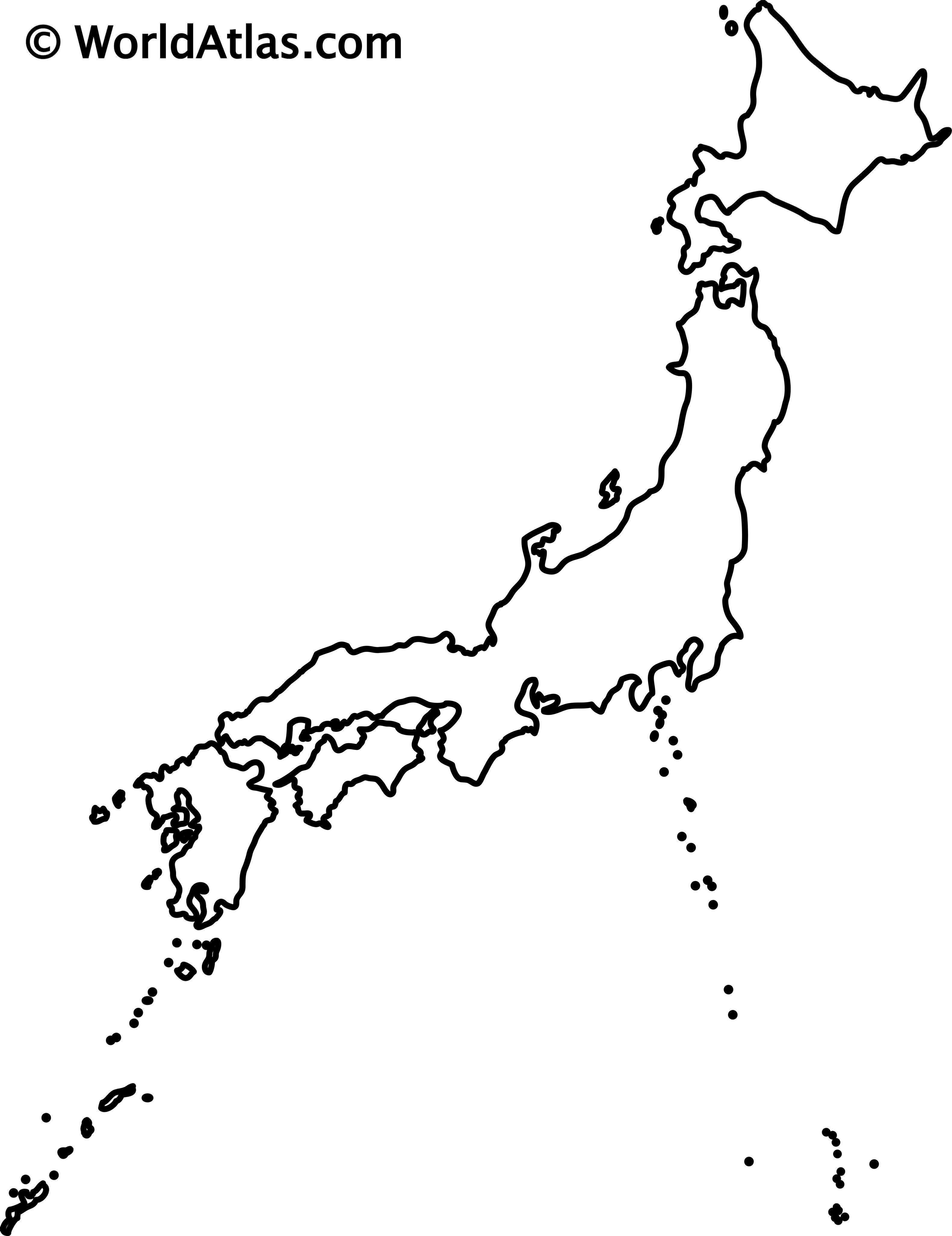 Picture of: Japan Maps Facts World Atlas