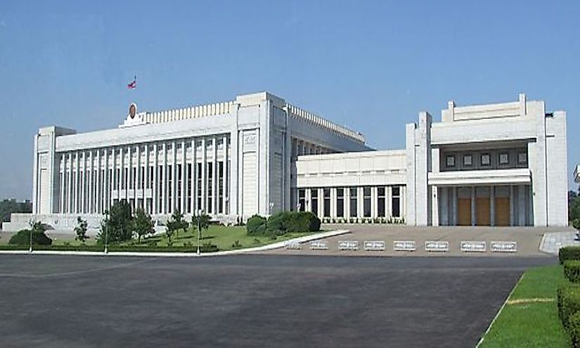 What Type of Government Does North Korea Have? - WorldAtlas.com