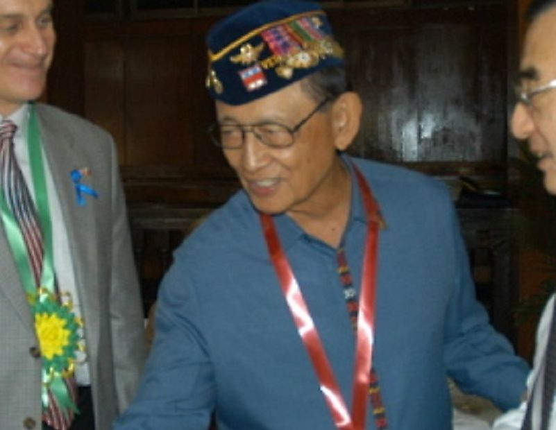 Fidel Ramos, the Filipino commander who was integral in securing the Hill Eerie area for the UN Forces, would later become President of the Philippines.