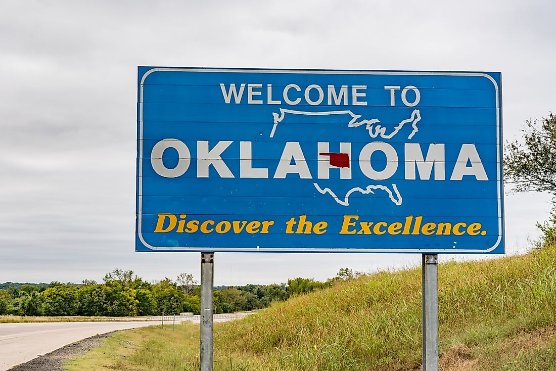 Welcome to Oklahoma!