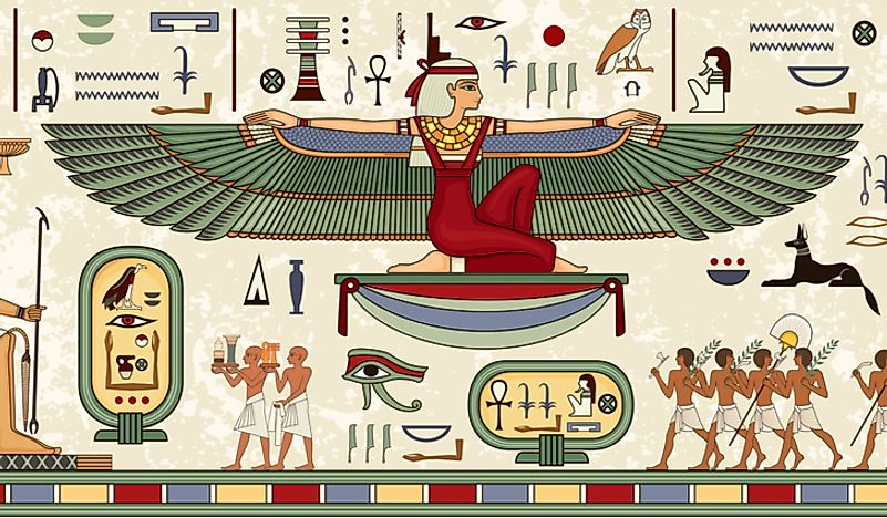Ancient Egypt is one of the oldest societies on the planet.