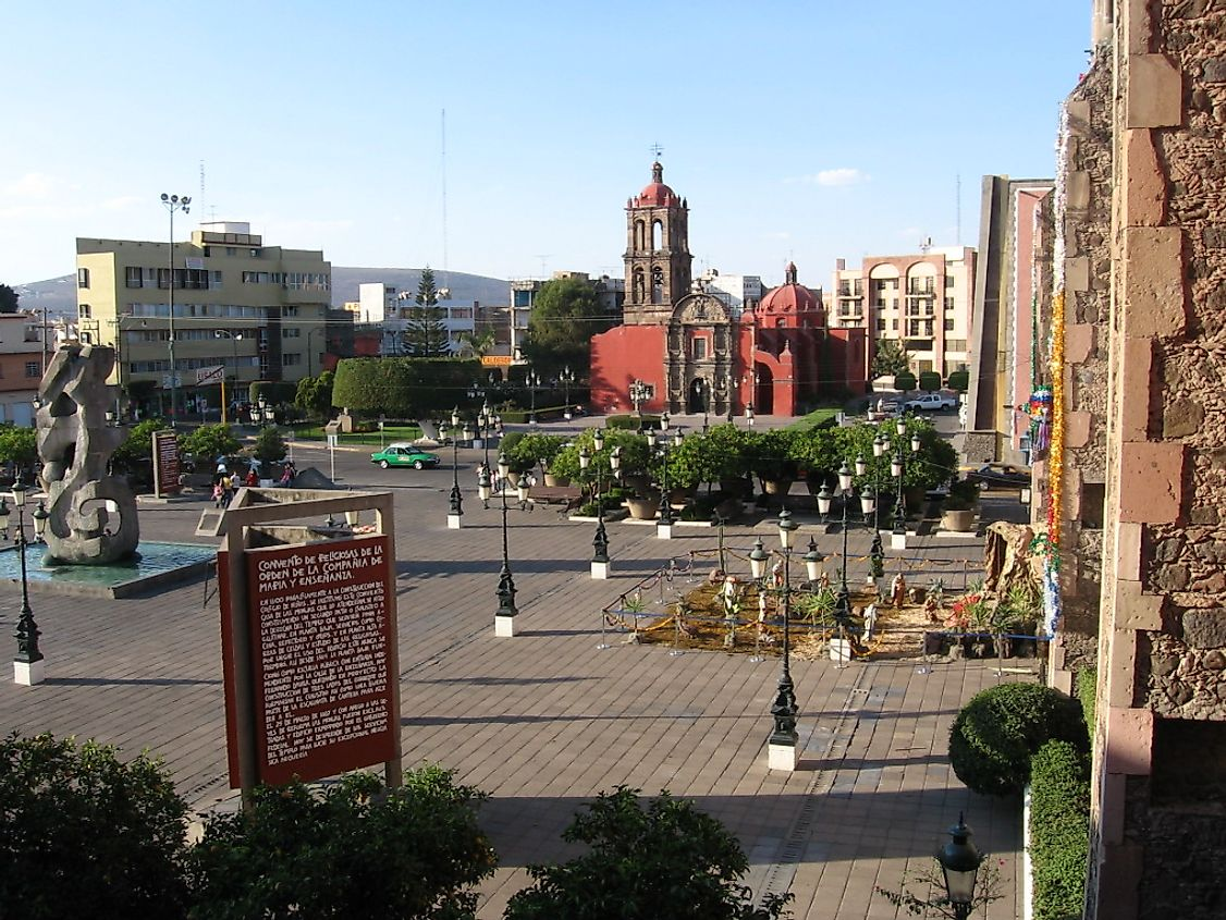 irapuatocentrohistorico The Most Dangerous Cities In The World