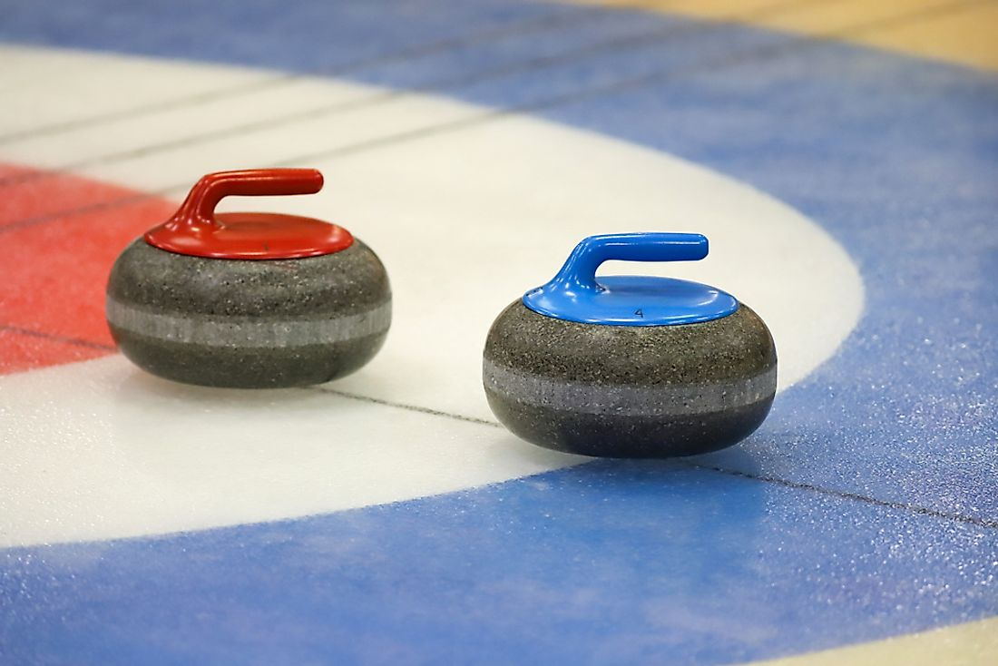 World Mixed Doubles Curling Championship first took place in Vierumäki, Finland in March 2008.