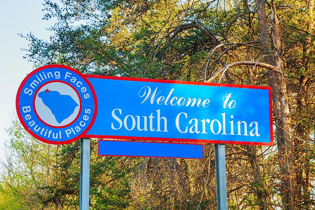 There are better smiling faces and beautiful places to see in South Carolina.