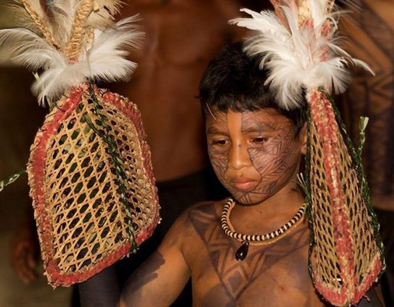 Самые странные традиции в мире.