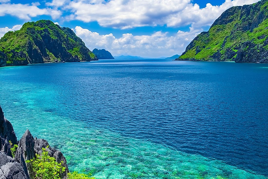The islands of the Philippines are known for their physical beauty.