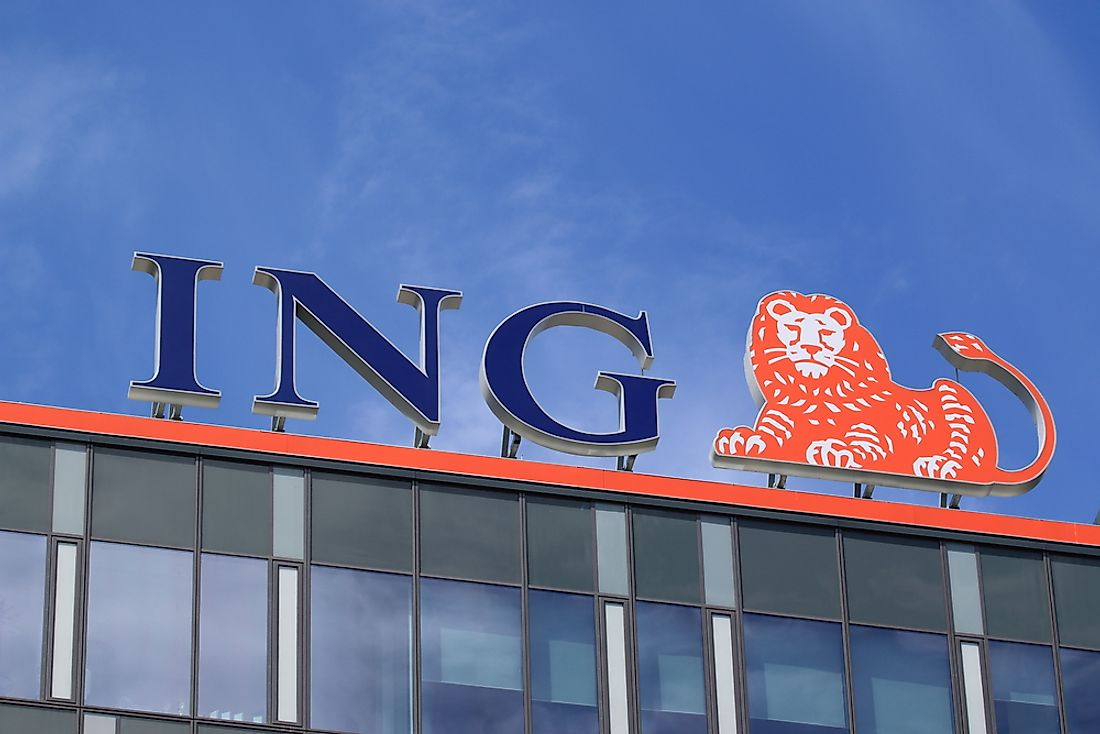 ING Direct is one of the largest financial service companies in Europe. Photo credit: Tomasz Bidermann / Shutterstock.com.
