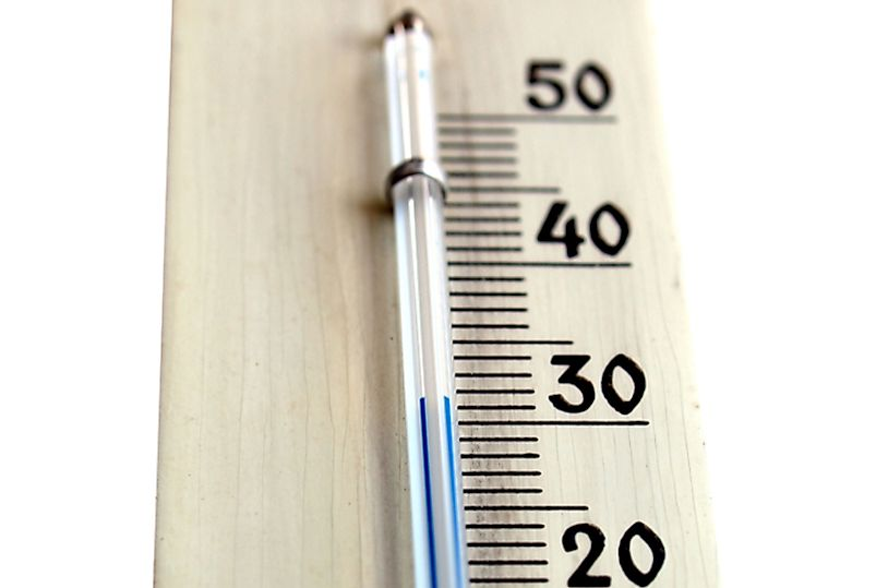 The starting points of Celsius (C) and Kelvin (K) are different.