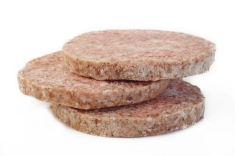 Top 12 Frozen Beef Exporting Countries - WorldAtlas com