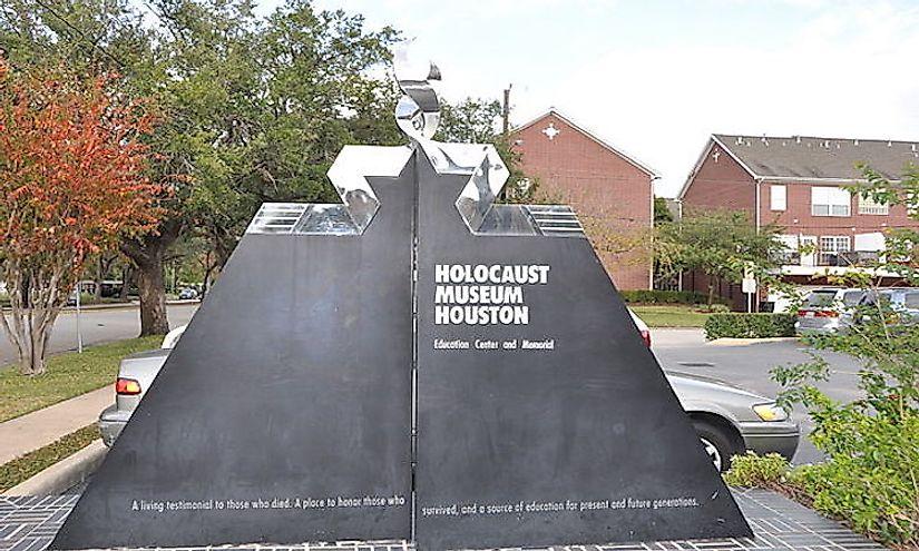 #8 Houston, Texas -