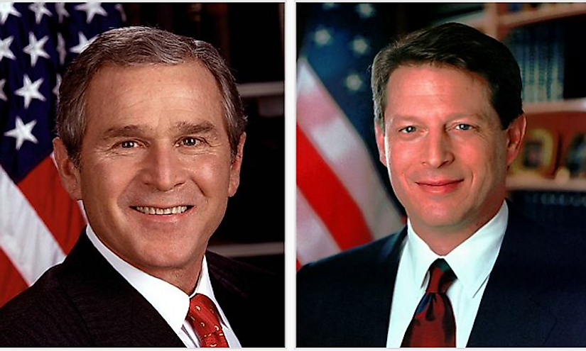 The Most Controversial Us Presidential Elections In