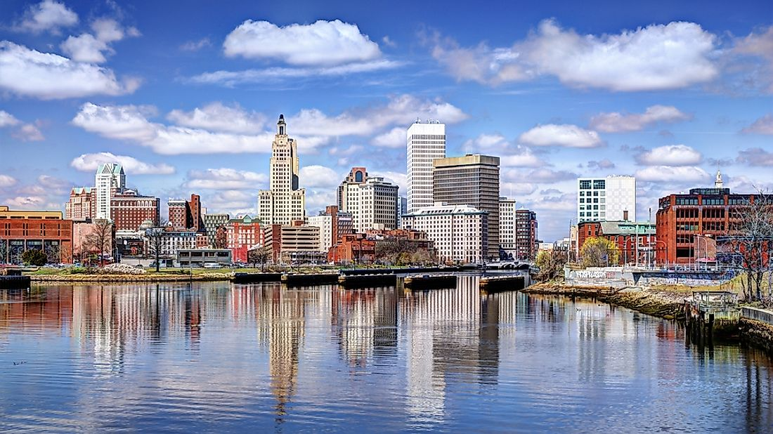 There are no buildings in Providence that meet the height requirement to be declared a skyscraper.