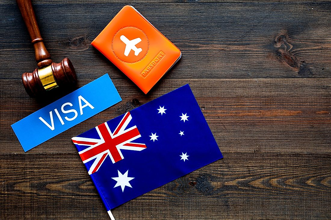 Australia is a popular destination for immigrants from all around the world.