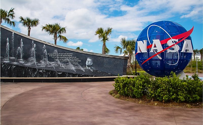 NASA Space Center Cape Canareval, Florida. Editorial credit: Ingus Kruklitis / Shutterstock.com