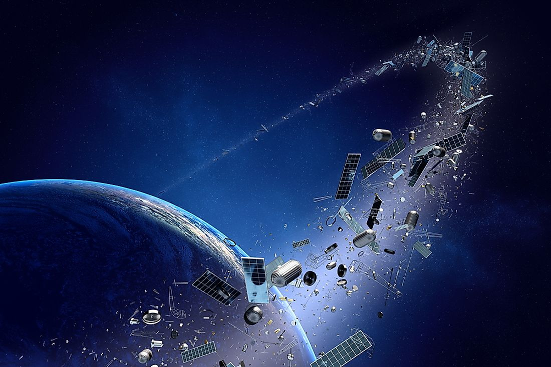 Humans has sent thousands of satellites to space, however close to three-quarters of them have ceased being functional.