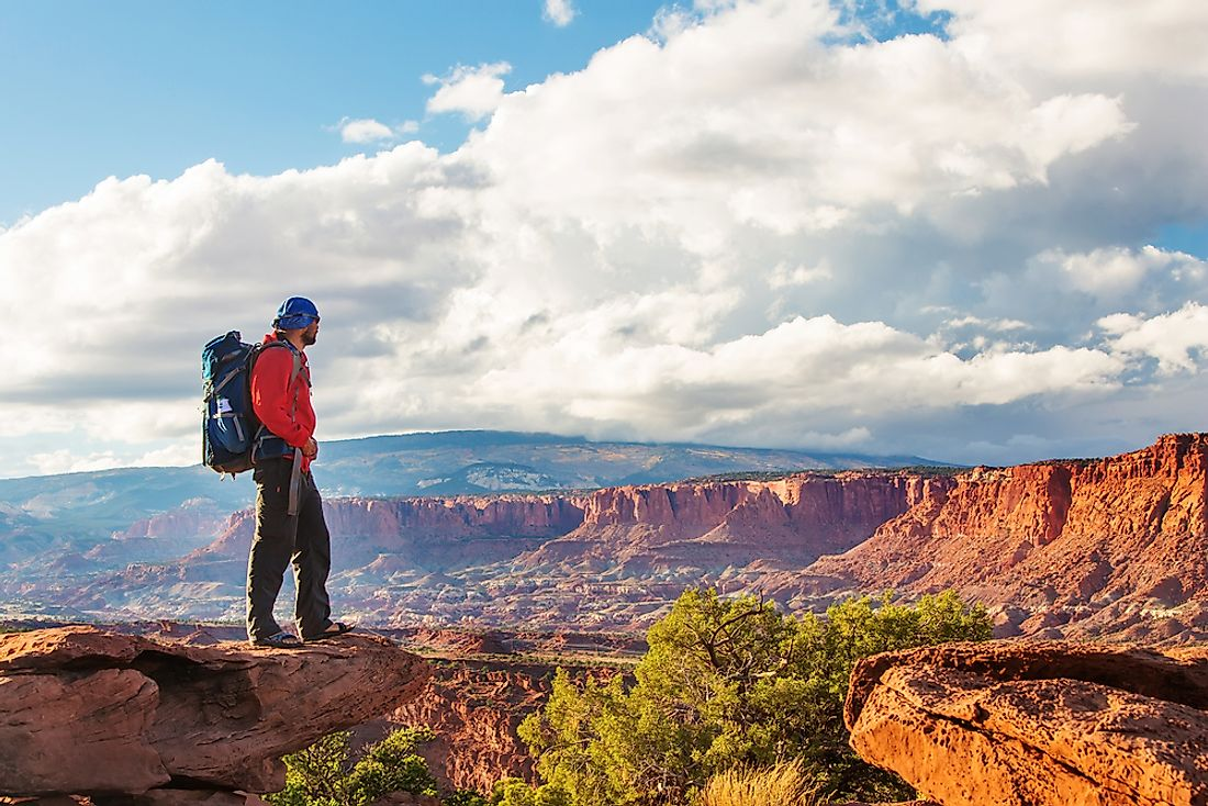 Backpacking the United States is an incredible journey.