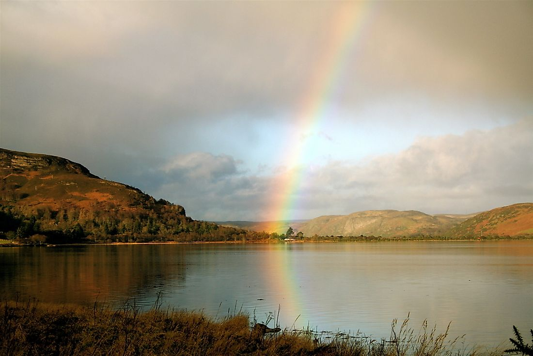 Loch Fleet is one of the locations managed by the Scottish Wildlife Trust.