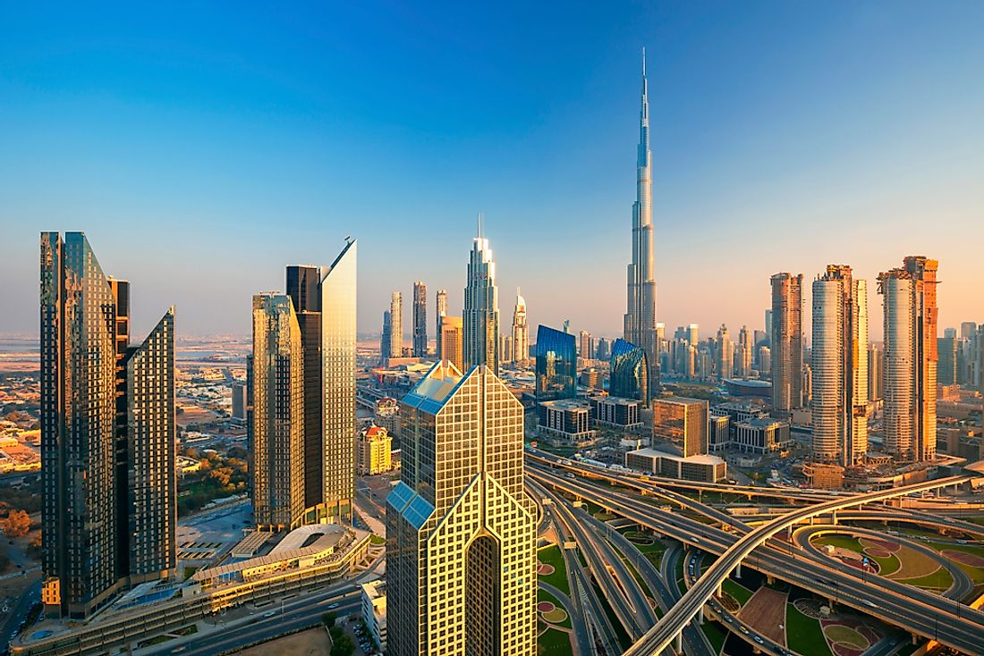 Dubai, United Arab Emirates.