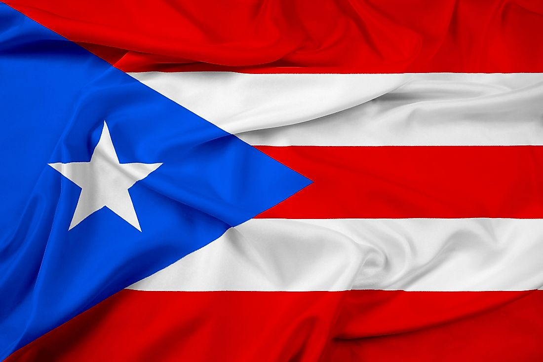 Puerto Rico Flags and Symbols and National Anthem