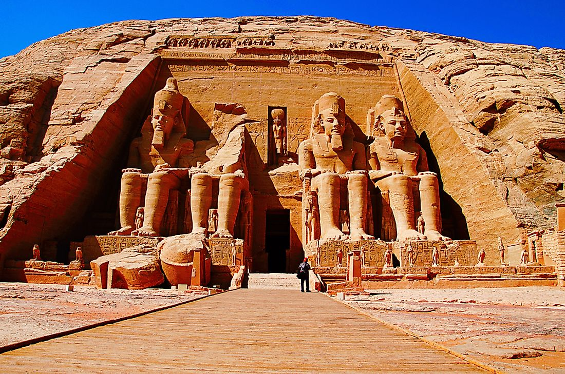 Kings of Egypt or the Pharaohs of Egypt were the supreme power in the Kingdom and revered as deities with divine qualities.