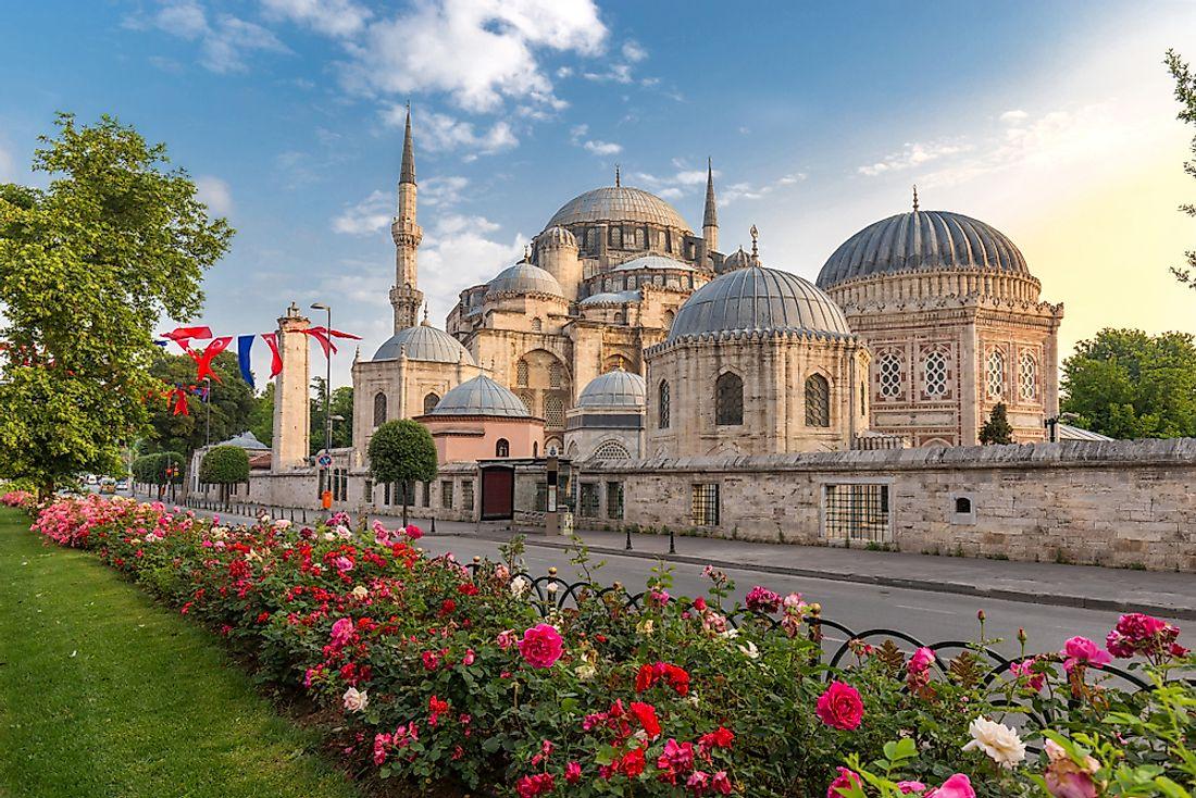 Major Religions in Turkey - WorldAtlas com