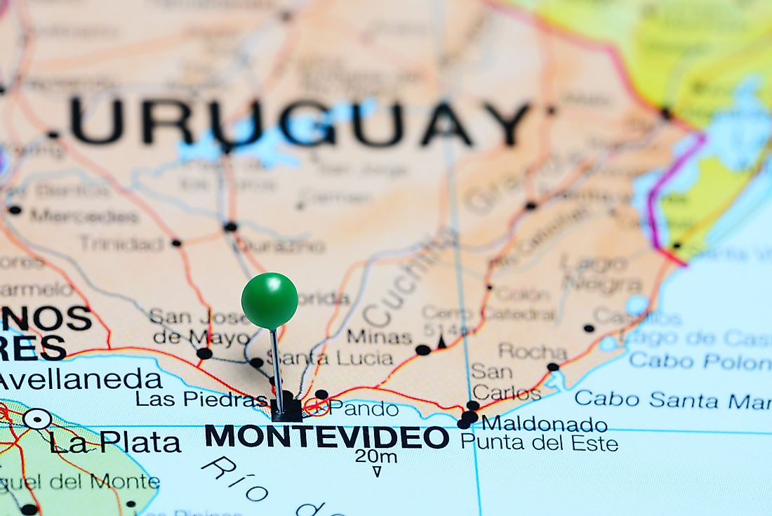 Uruguay is a country found in South America.