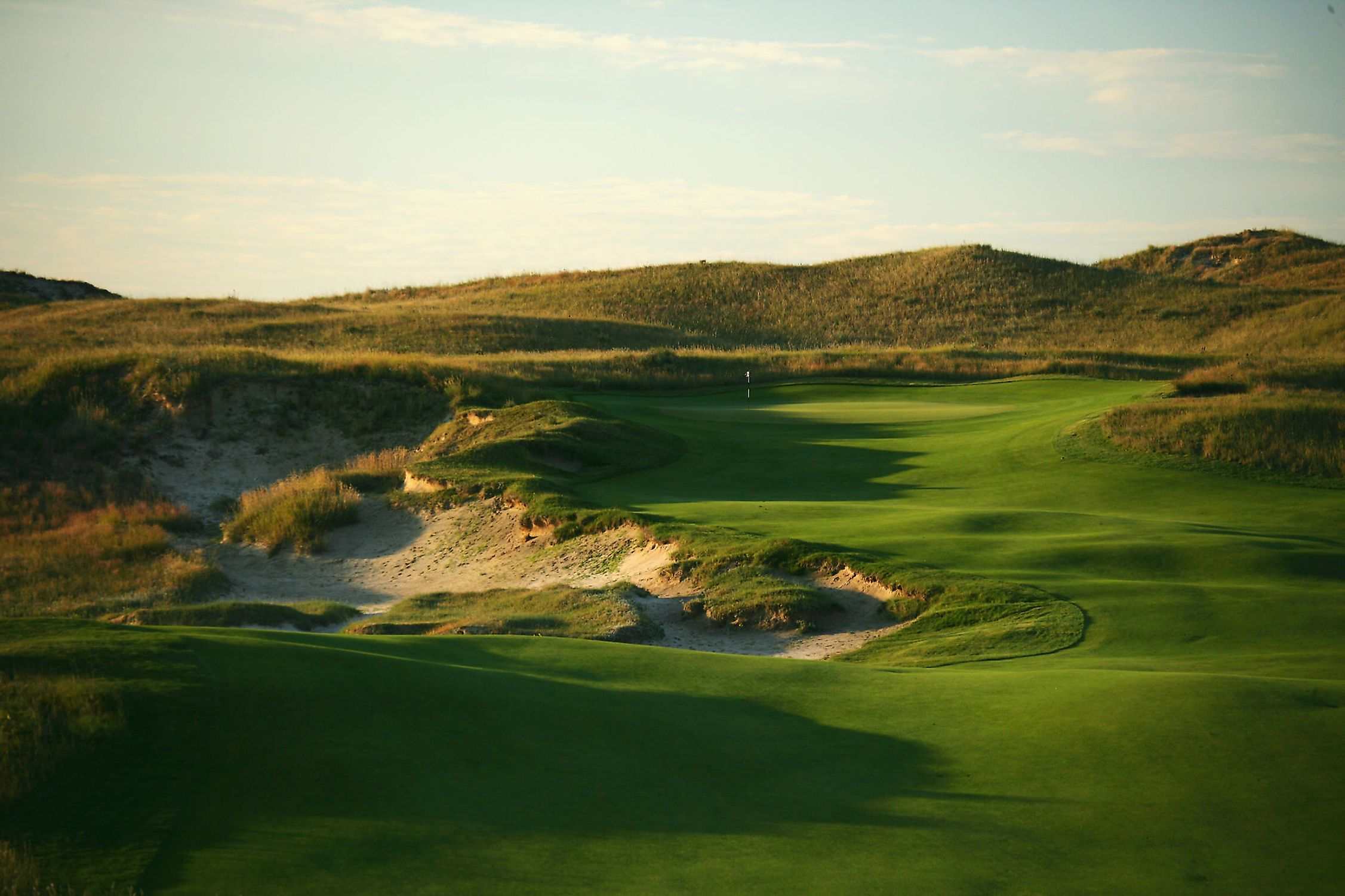 The 10 Best Golf Courses In The US - WorldAtlas