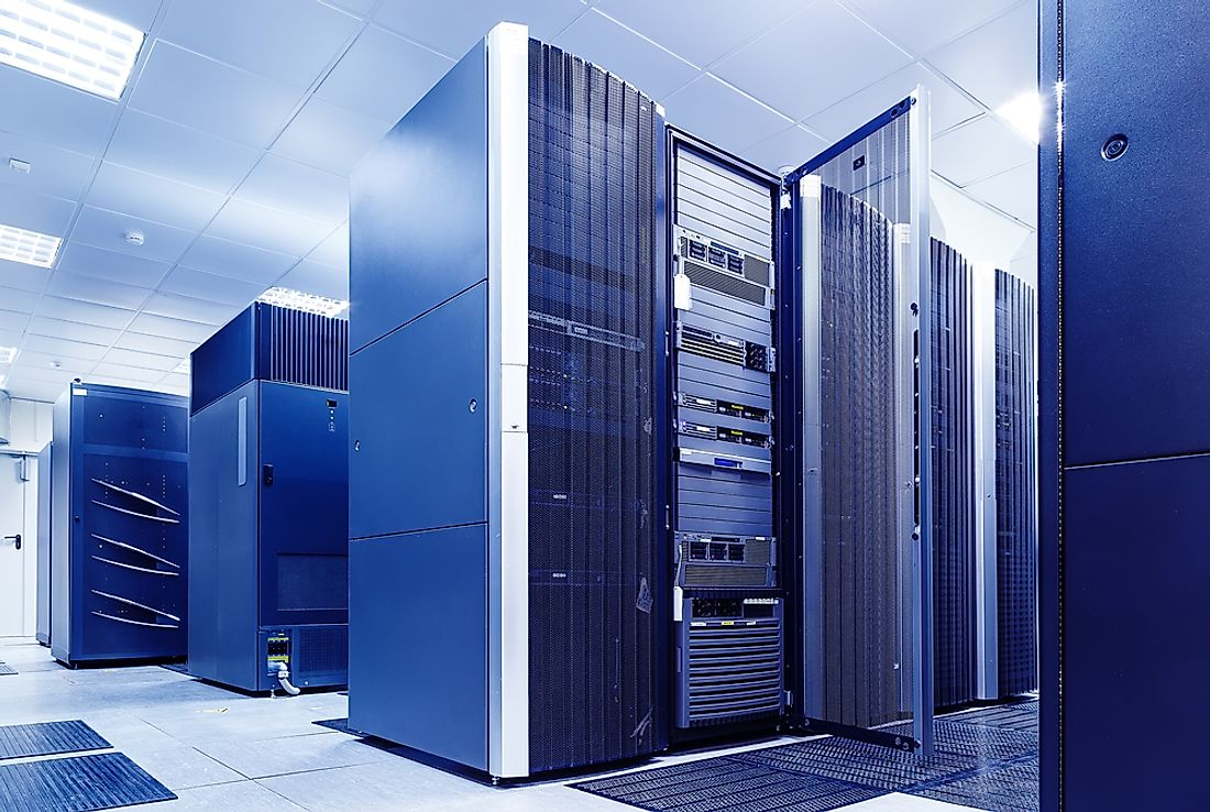 Supercomputers are vital to technological advancements in various disciplines.