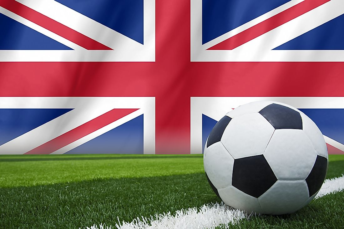 Football is an extremely popular sport in the United Kingdom.