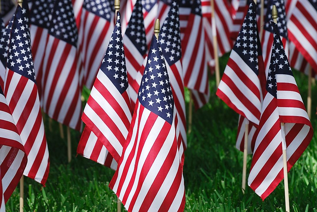 Both Memorial Day and Veterans Day celebrate US military personnel.