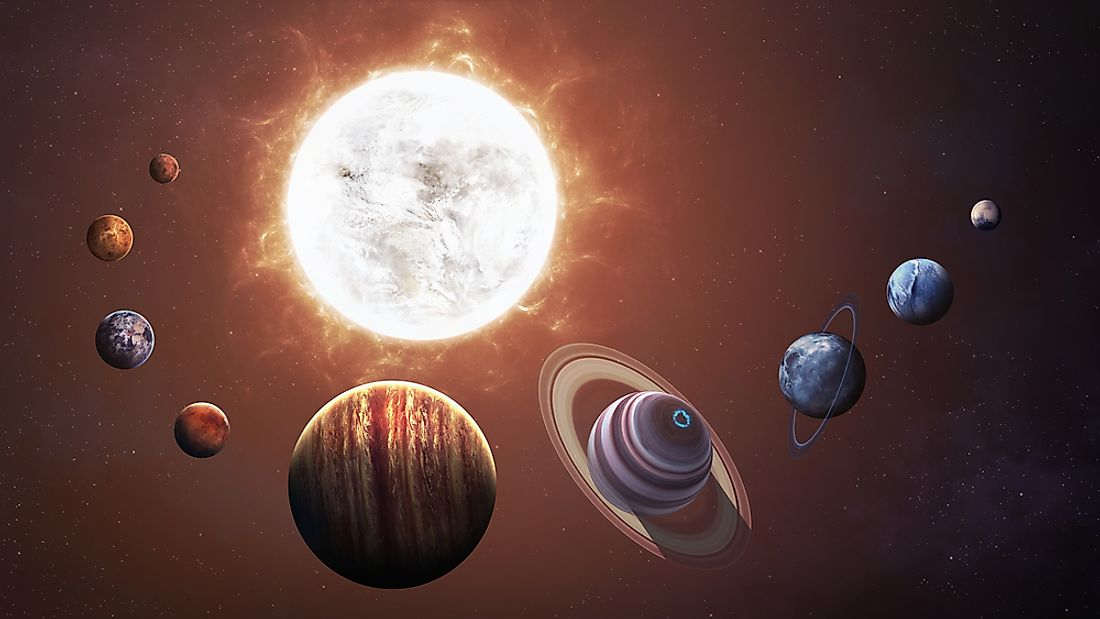 It is difficult to estimate the age of the Solar System.