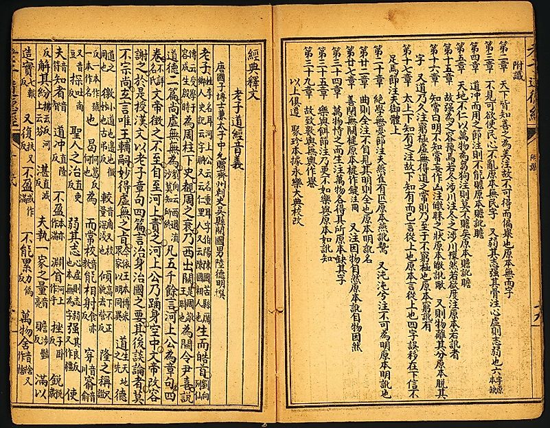 Sacred Texts Of Major World Religions Worldatlas