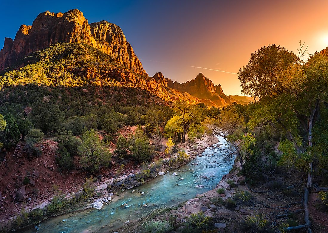 Known for its canyons, Navajo Sandstone, four kinds of habitats, and a vast assortment of flora and fauna, Zion National Park has a little bit of something for every kind of traveler.
