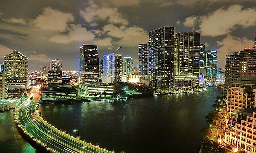 #5 Miami, Florida -