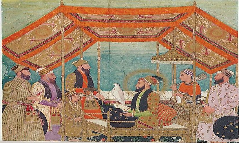 #2 Aurangzeb -