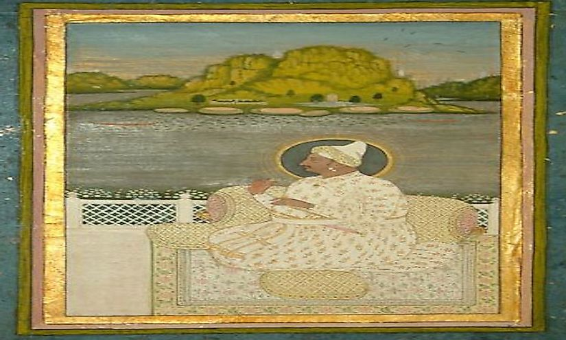 #2 Raja Todar Mal -