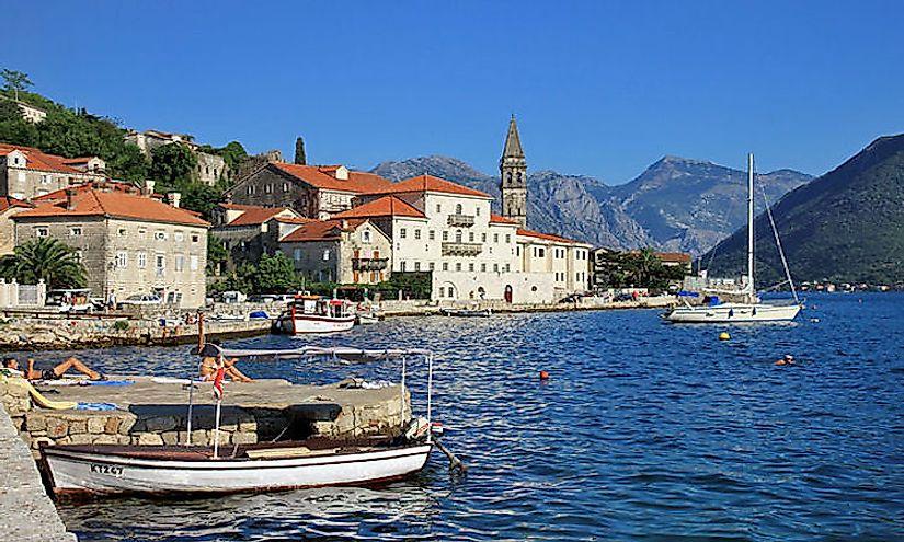 #9 Montenegro -