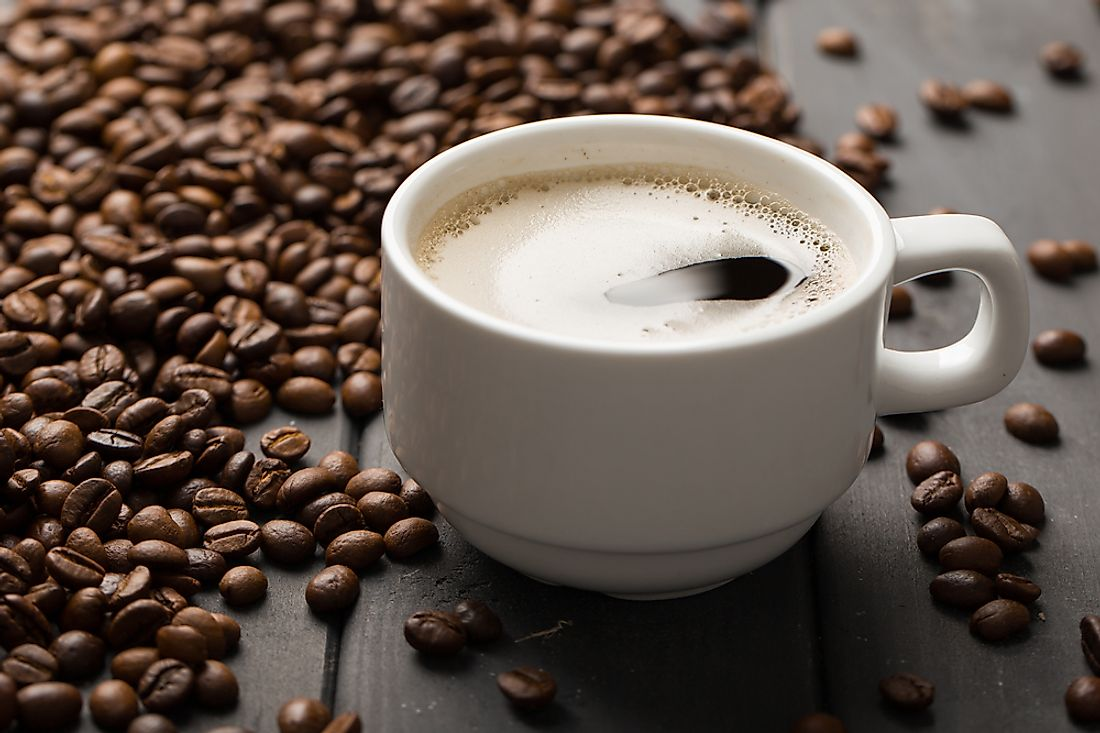The Most Expensive Cups of Coffee in the World - WorldAtlas