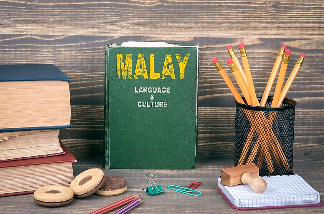 Malay is the official language of Malaysia.