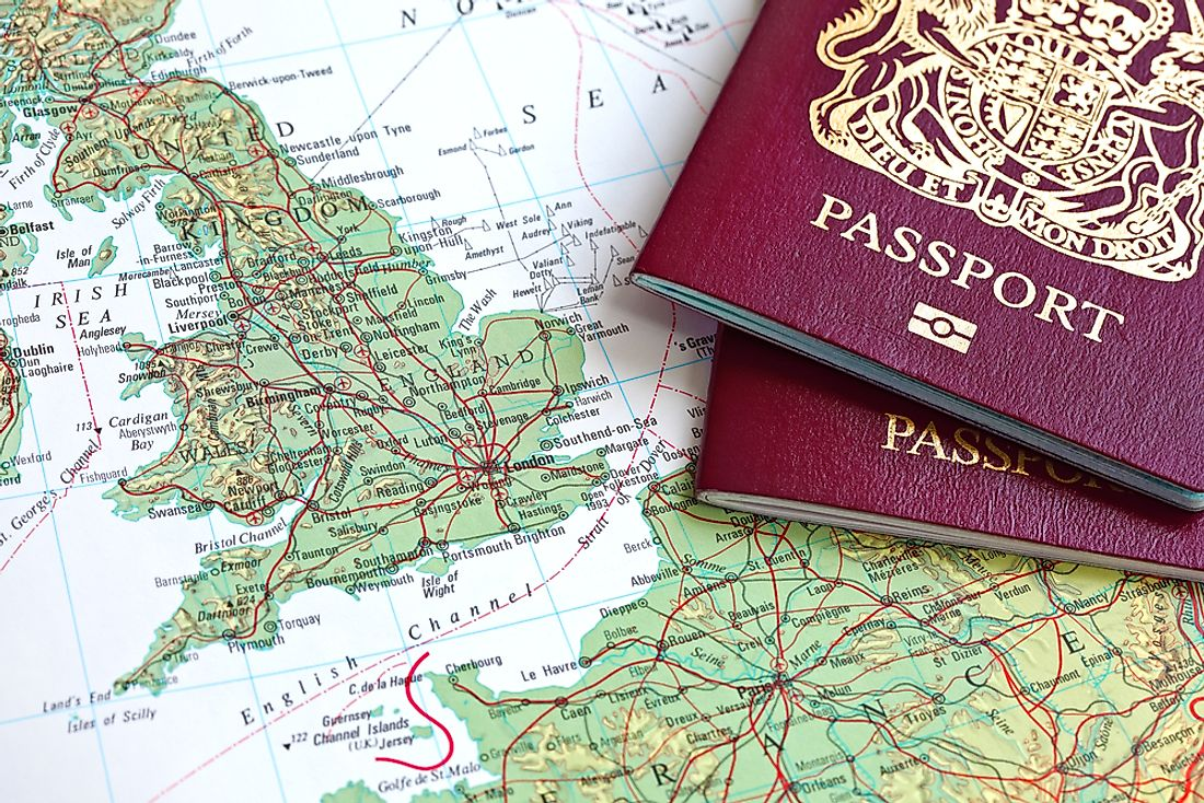 The Common Travel Area allows the citizens of the UK and Ireland to travel with minimum documentation.