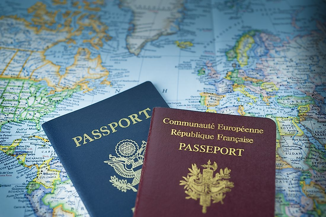 Dual citizenship is a practice that is allowed by law in the US.