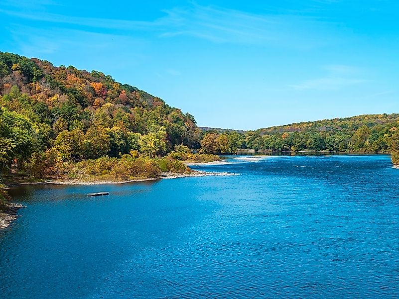 an introduction to the delaware river in the united states The delaware river basin states and new york city failed to reach an agreement on managing the city's reservoirs last night, threatening the health of the people.