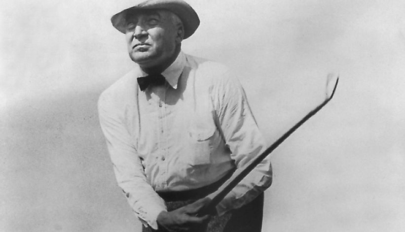 Though best known as a distinguished man of politics and print media, Harding loved the outdoors, and was an avid golfer and sportsman.