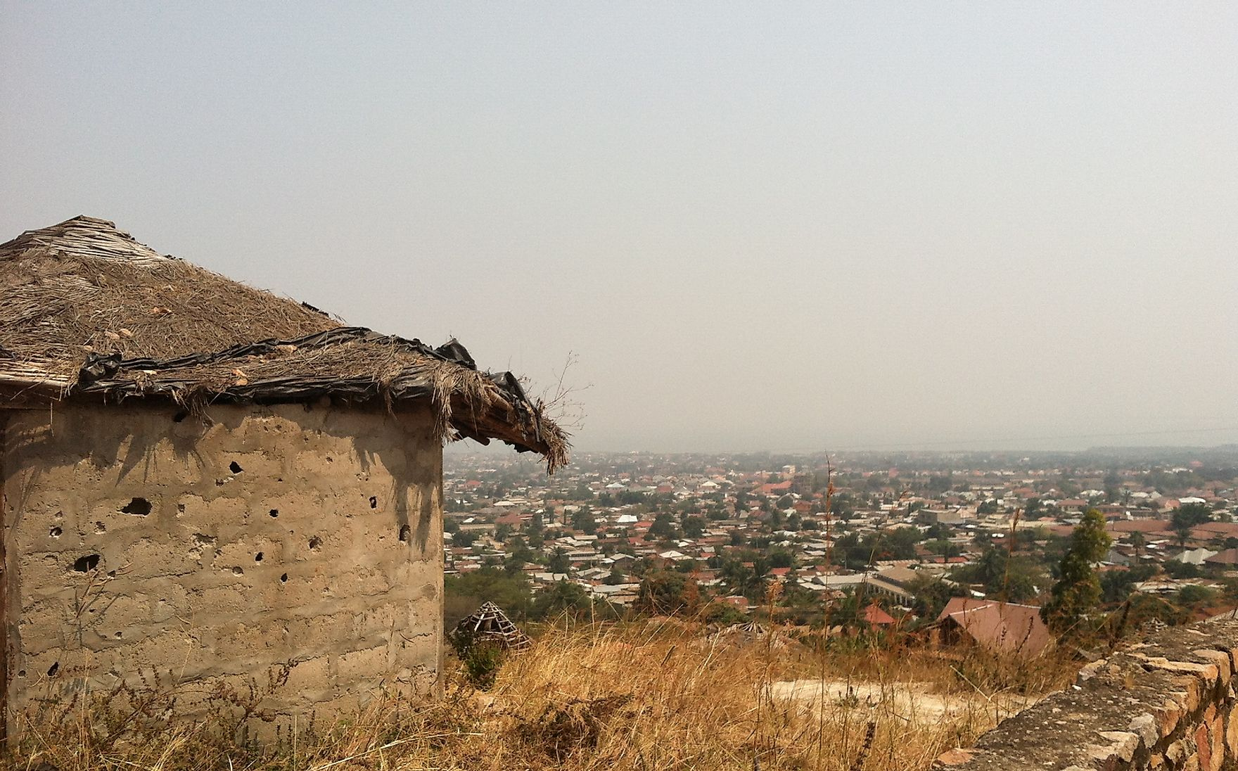 A view of Central Bujumbura.