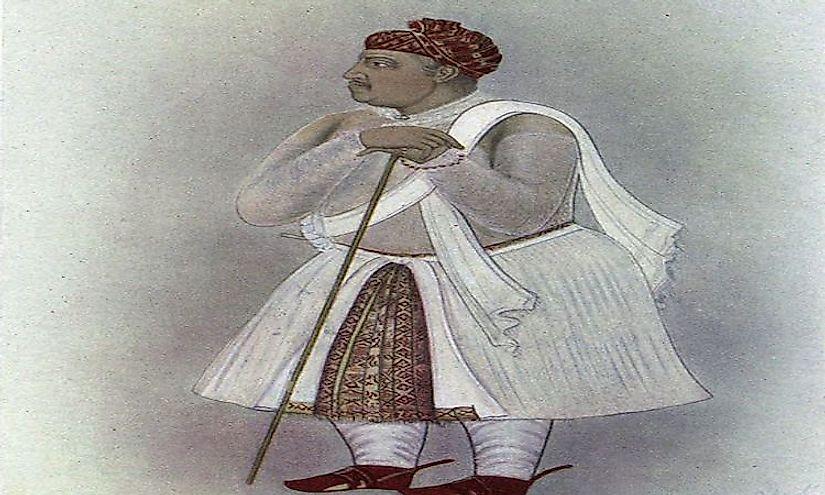 #9 Raja Man Singh I -