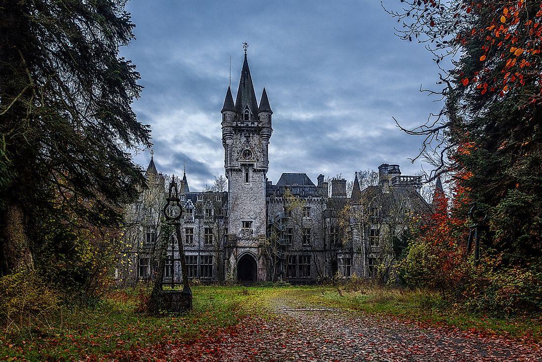 #7 Chateau Miranda - Belgium