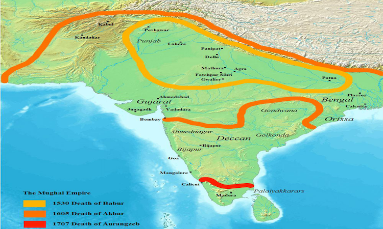 The Mughal Dynasty Stories Of The Emperors Who Built And Destroyed