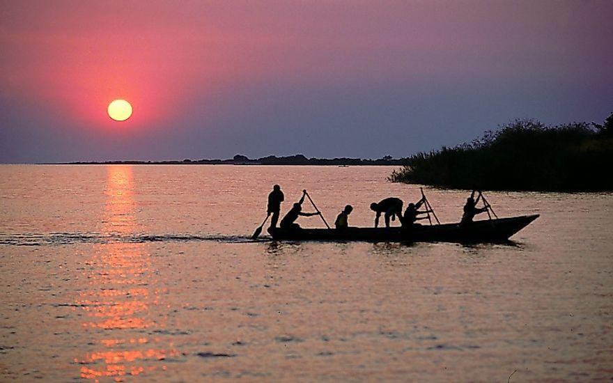 #2 Lake Tanganyika